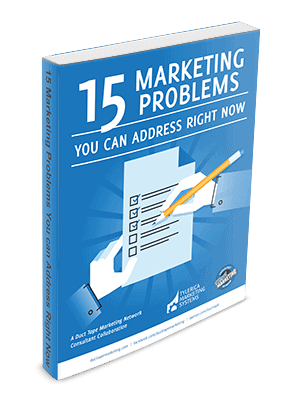 15 Marketing Problems You can Address Right Now Cover