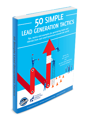 50 Simple Lead Generation Tactics Cover