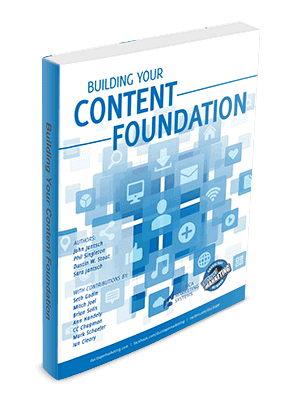 Building Your Content Foundation Cover