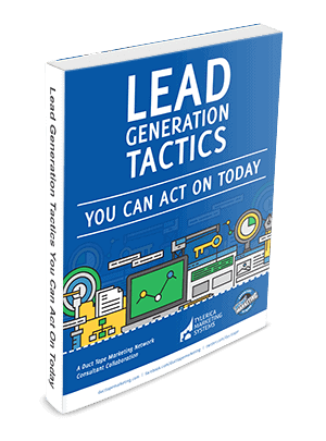 Lead Generation Tactics You Can Act On Today Cover
