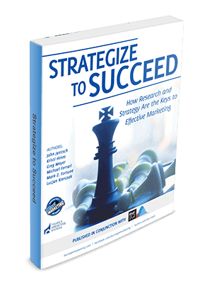 Strategize to Succeed Cover