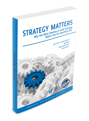 Strategy Matters Cover