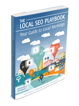 The Local SEO Playbook Cover