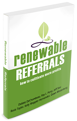 Renewable Referrals Book