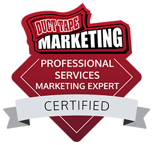 Duct Tape Marketing Professional Services Certified